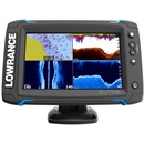 LOWRANCE ELITE-7 TI INKL. TOTALSCAN-GIVARE