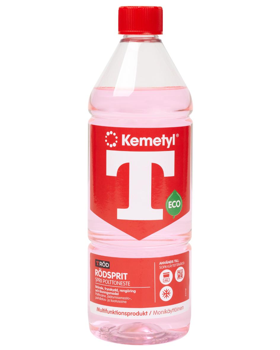 Kemetyl T-Röd