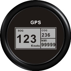 EBM DIGITAL GPS LOGG