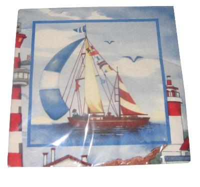 Presenning segelbåt