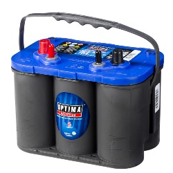 BATTERI OPTIMA BLUE TOP SLI 4,2L