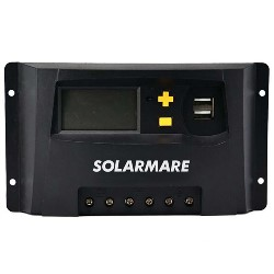 10A MPPT REGULATOR DISPLAY SOLARMARE