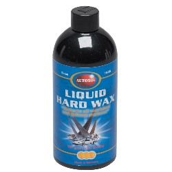 AUTOSOL LIQUID HARD WAX