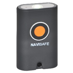 NAVILIGHT SVART MINI FICKLAMPA