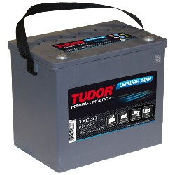 BATTERI TUDOR LEISURE AGM 75Ah/650Wh