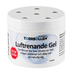 LUFTRENARE TORRBOLLEN GEL 118ML
