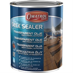 OWATROL 1L DECK-SEALER
