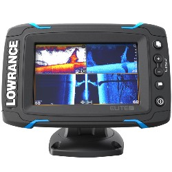 LOWRANCE ELITE-5 TI TOTALSCAN