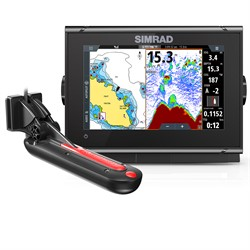 SIMRAD GO7 XSR INKL TOTALSCAN