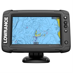 LOWRANCE ELITE-7 TI² 3-IN-1 ACTIVE IMAGING