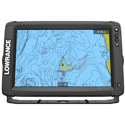 LOWRANCE ELITE-12 TI² 3-IN-1 ACTIVE IMAGING INKL C-MAP